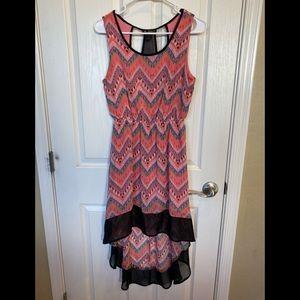 "Women's ""Delirious"" sleeveless asymmetrical dress"